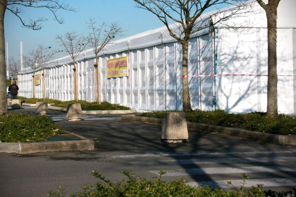 Extension Stockage Modulaires